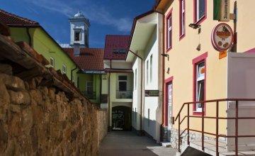 Bytový dom, Nám. sv. Egídia, Poprad